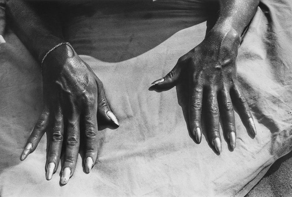 """Jed Fielding Chicago #157, 1978 Vintage Gelatin Silver Print 19 x 13"""" unframed"""