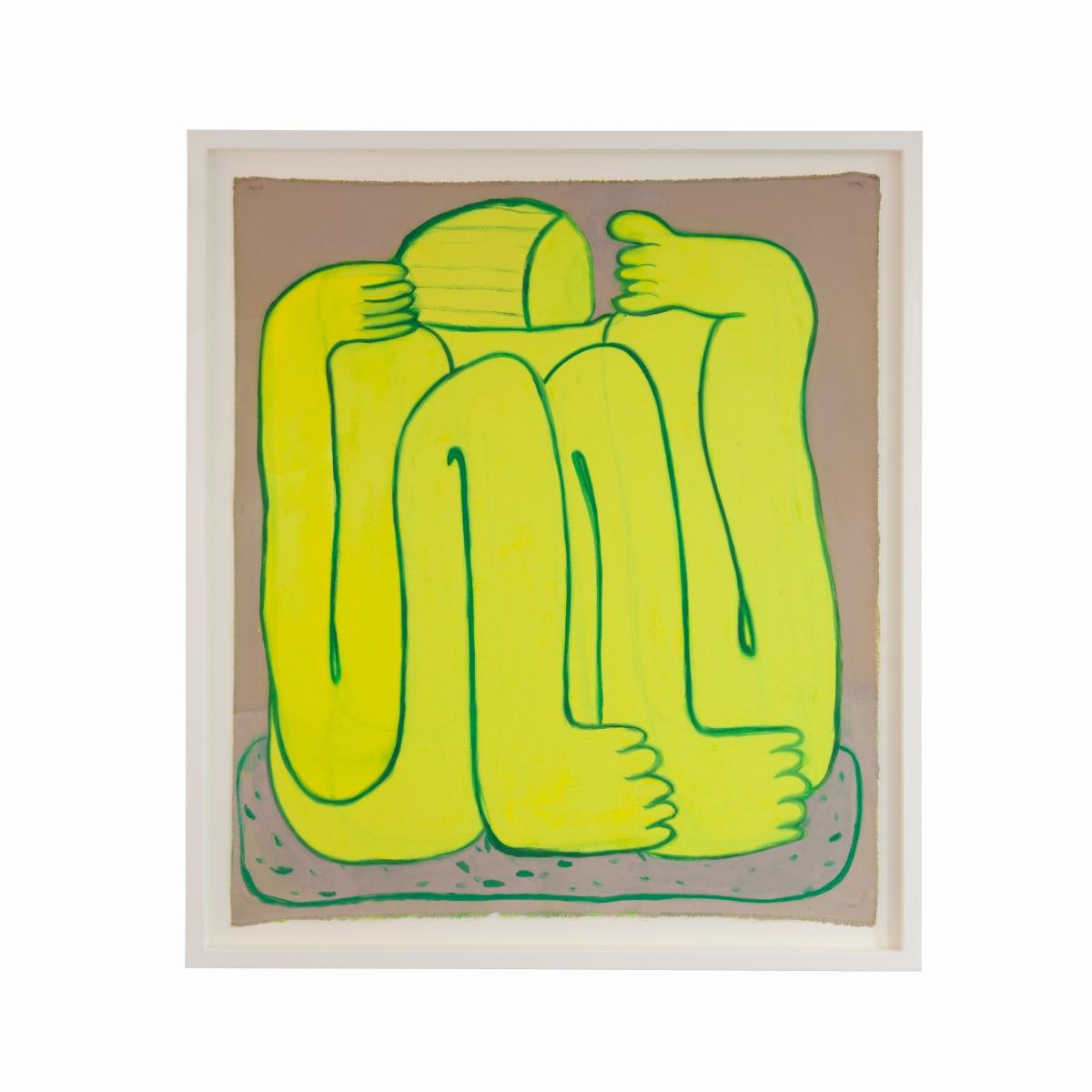 Tahnee Lonsdale Mr, 2018 - 2019 oil on canvas 100 x 85.5 cm 39 3/8 x 33 5/8 in