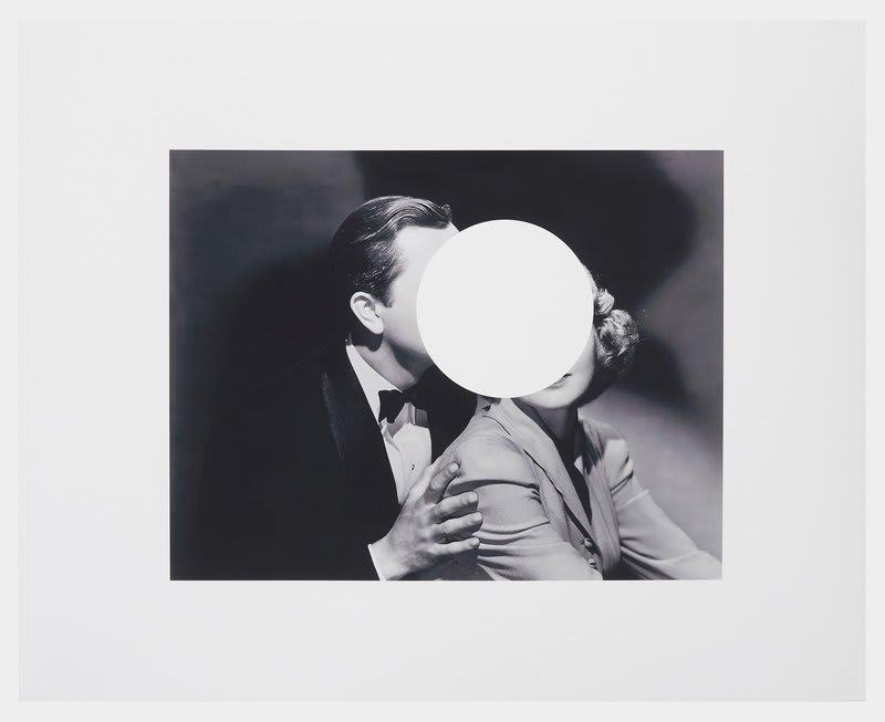 John Stezaker Touch, 2014 Archival pigment print on Somerset Photo Satin 300gsm 55.5 x 44.0 cm Edition of 100