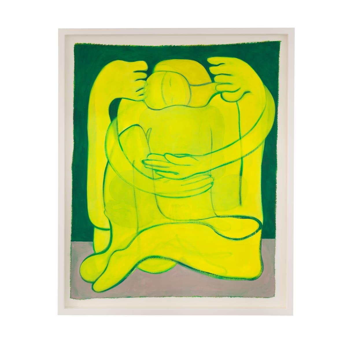 Tahnee Lonsdale Mrs, 2018 - 2019 oil on canvas 100 x 81 cm