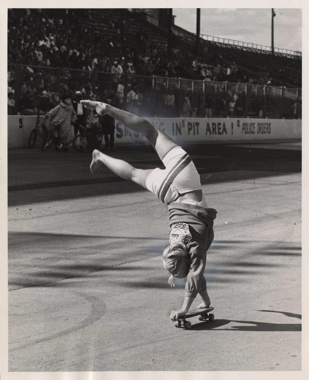 https://artlogic-res.cloudinary.com/w_1200,c_limit,f_auto,fl_lossy,q_auto/artlogicstorage/dollc/images/view/adbb138b8cccfa5228005482534660f7j/daniel-oliver-patti-mcgee-skateboarding-s-first-female-pro-1965.jpg