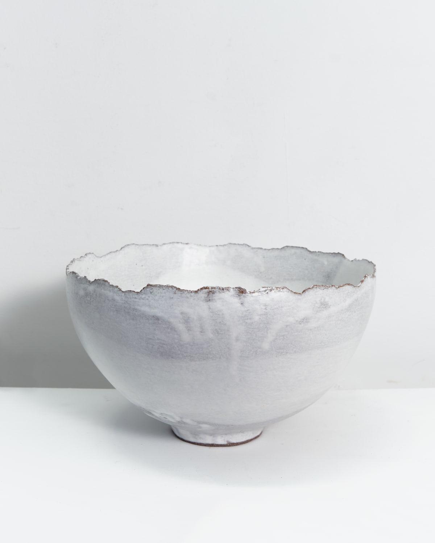 Emily Buck Large bowl 2019 Hand-built ceramic