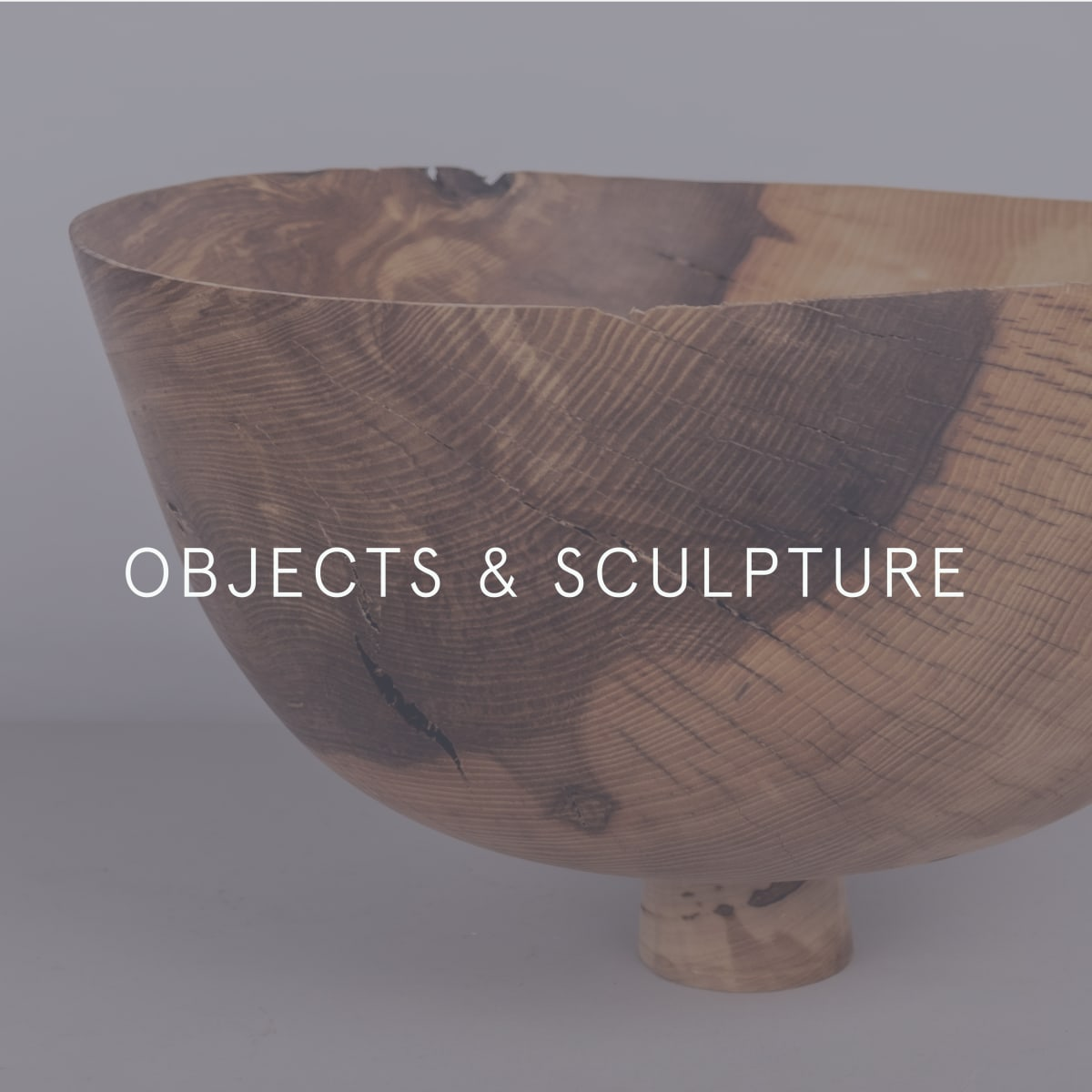 Objects & Sculpture