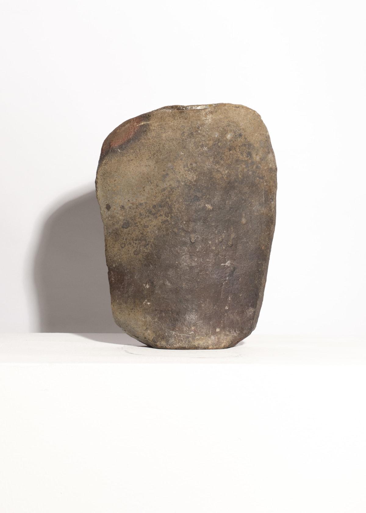 20th Century European Amorphic sculptural vase Ceramic
