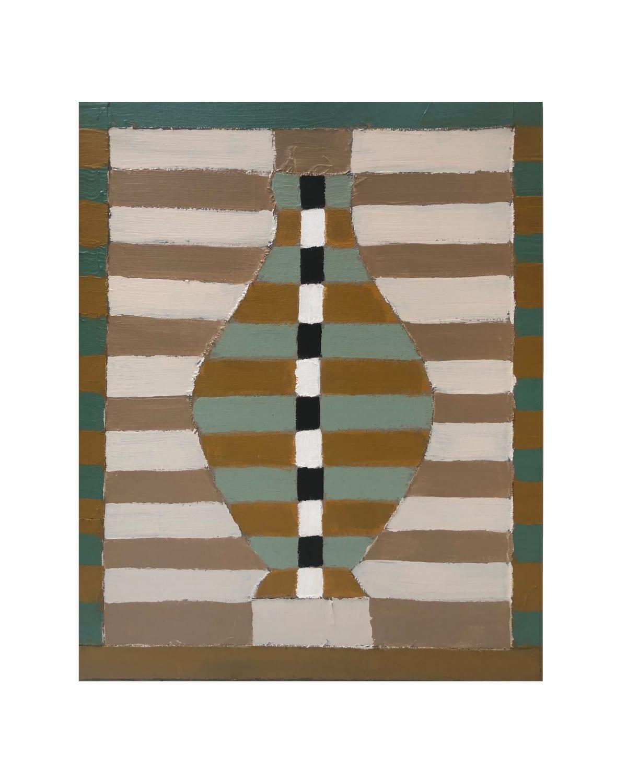 Wayne Pate, Copy Of Water Jug In Polychromy Abstract No. II
