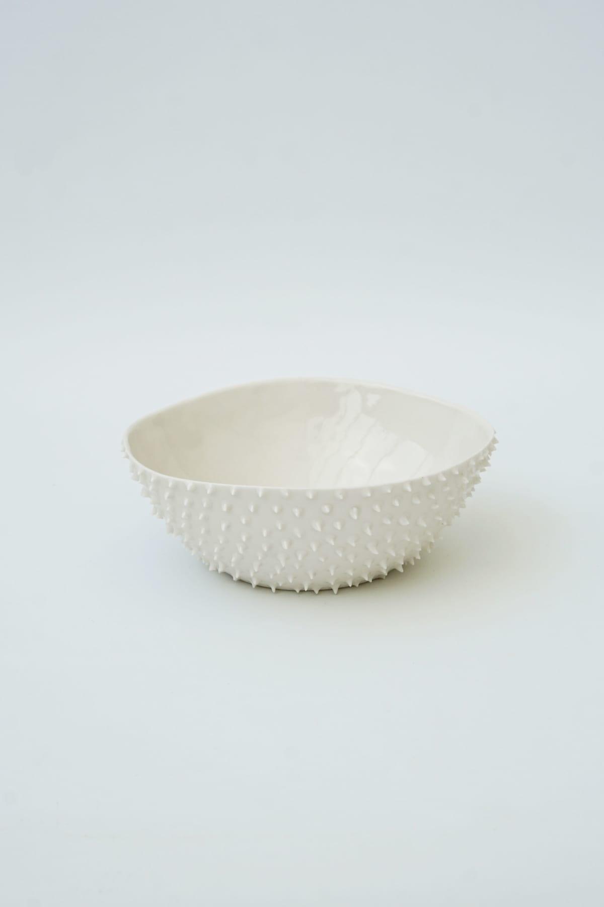 Ditte Blohm Cereal bowl (Spiky) Porcelain