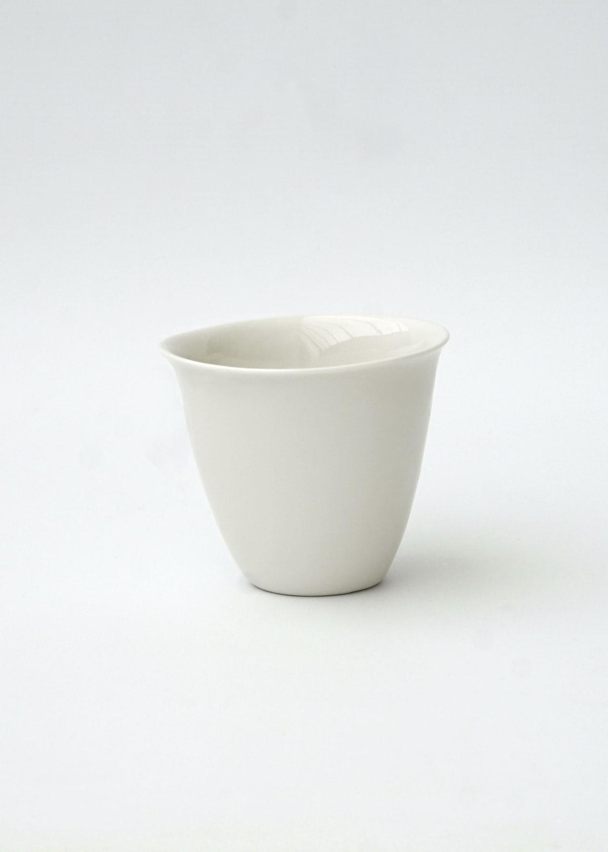 Ditte Blohm Coffee cup Porcelain