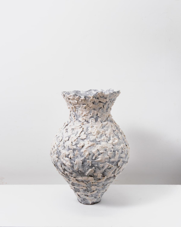 Emily Buck Maia 2019 Hand-built, glazed ceramic 37 x 28 cm
