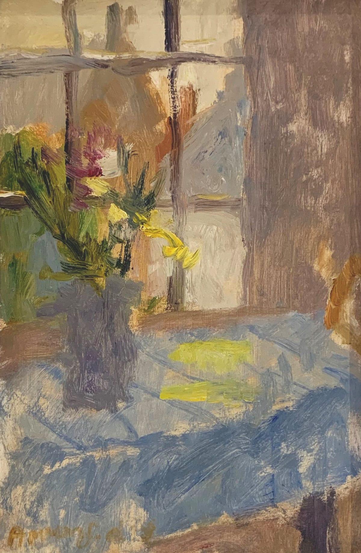 Alice Mumford, The Studio, St Ives School of Painting, 2018