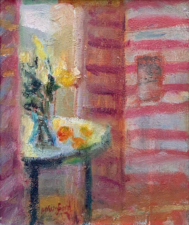 Alice Mumford, Stripy Room, 2017