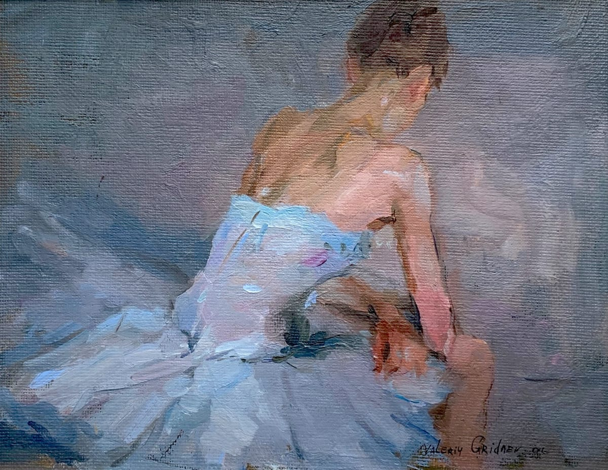 Valeriy Gridnev PS ROI RP, Resting, 2006