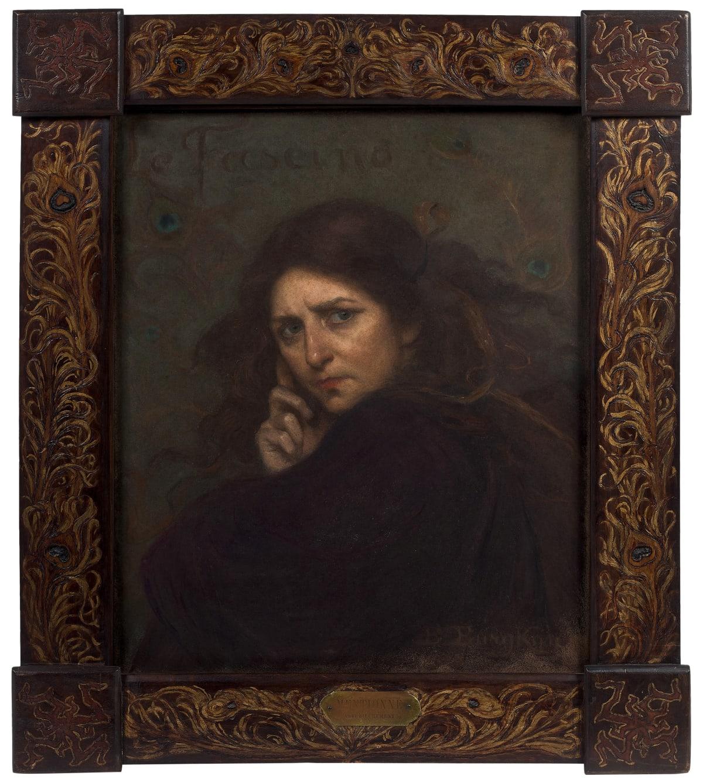 Berthe Burgkan, Le Fascino, 1903