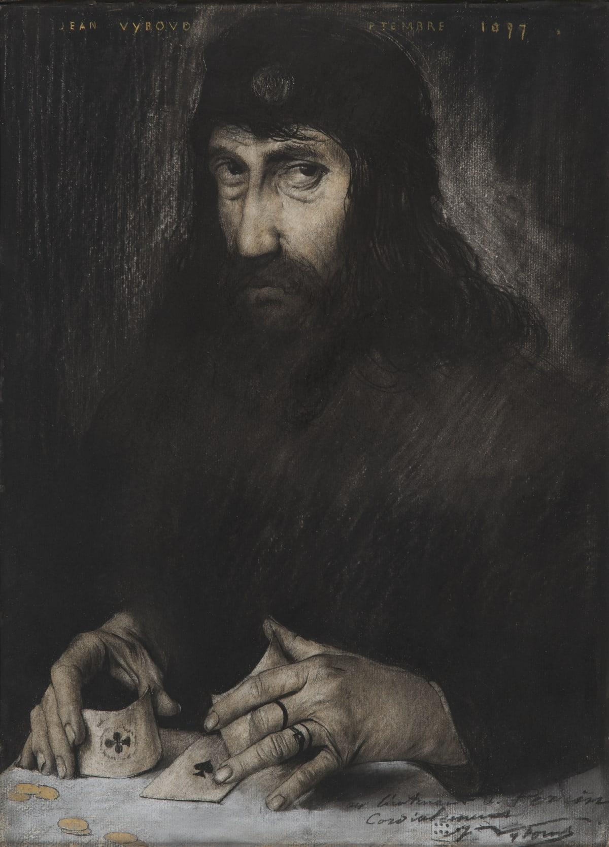 Jean Vyboud, Le Joueur de Bonneteau, 1897