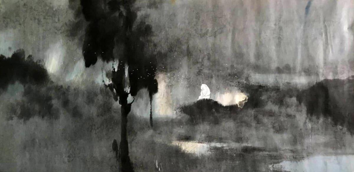 Lin Yusi 林于思, Winter on Fire, 2013