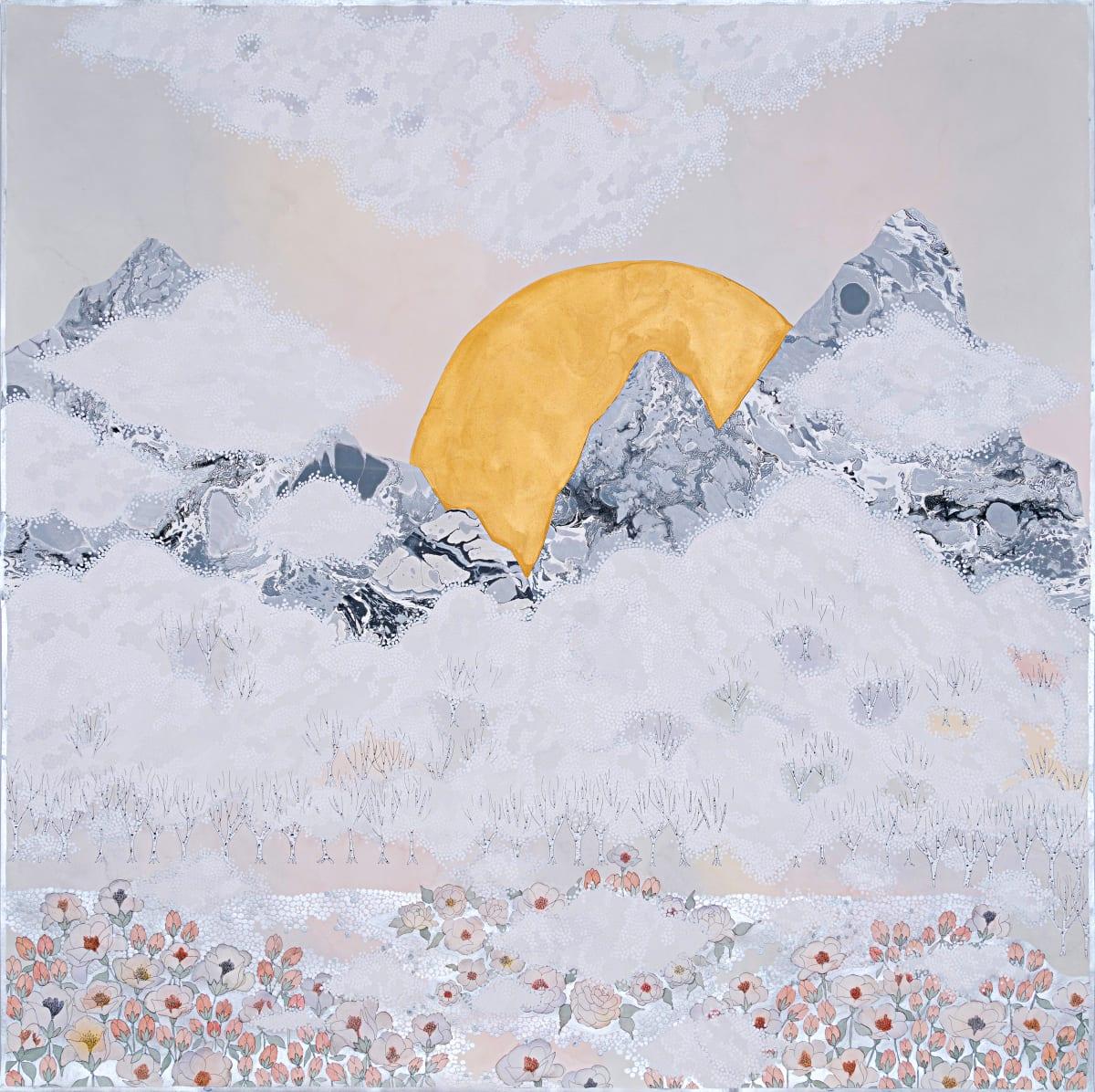 "Crystal Liu, the fog, ""rise up"", 2019"