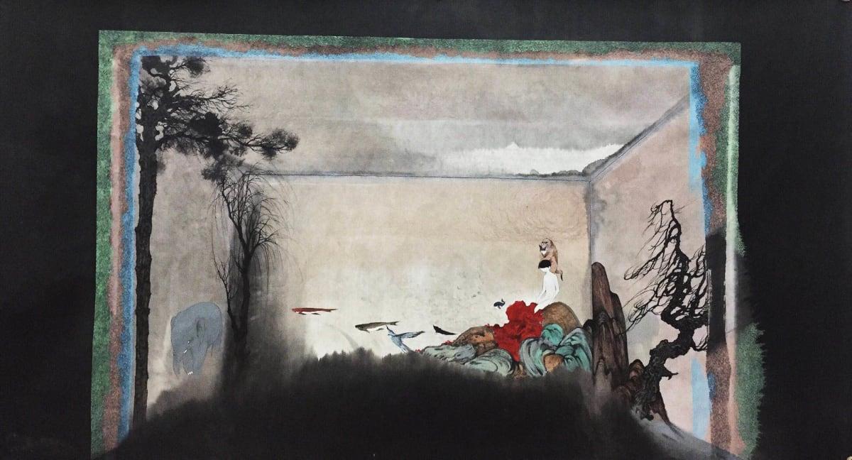Lin Yusi 林于思, Red Cliff, 2016