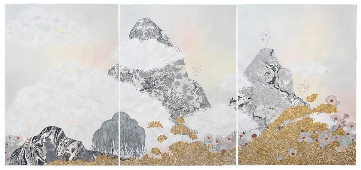 "Crystal Liu, the fog, ""all I have"", 2019"