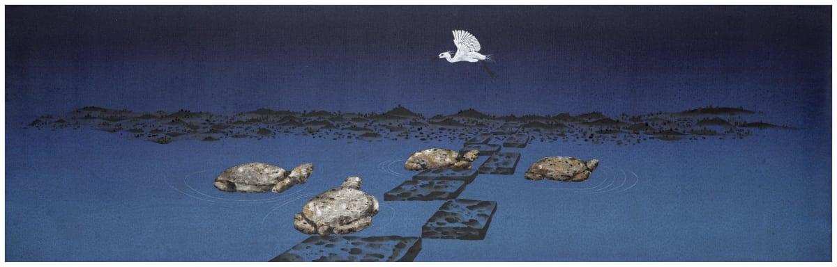 Yeh Jen-Kun 葉仁焜, Disintegration of Faith IV, 2017