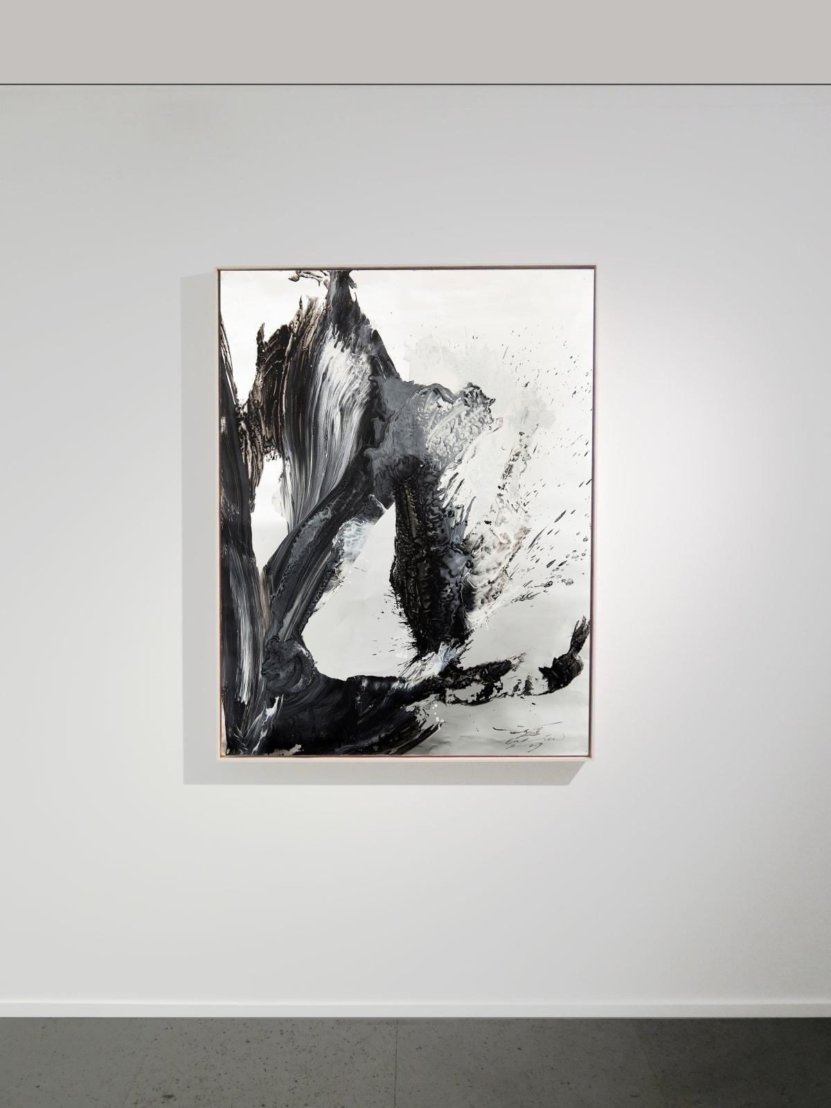 C. N. Liew 劉慶倫, Border I 臨界之一, 2019