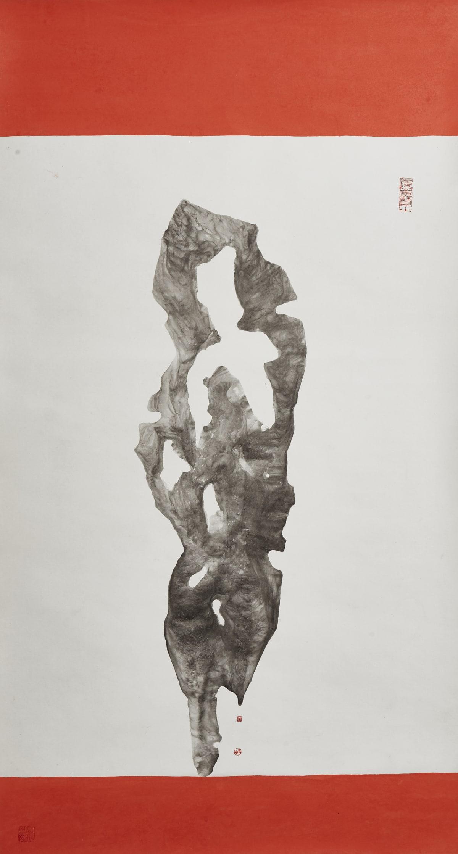 C. N. Liew 劉慶倫, Dream Stone II 夢石之二, 2018