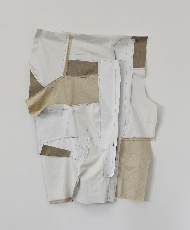 Yao Hai 姚海, Reconstruction 縫合 No.19, 2018