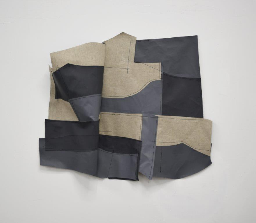 Yao Hai 姚海, Reconstruction 縫合 No. 12, 2018