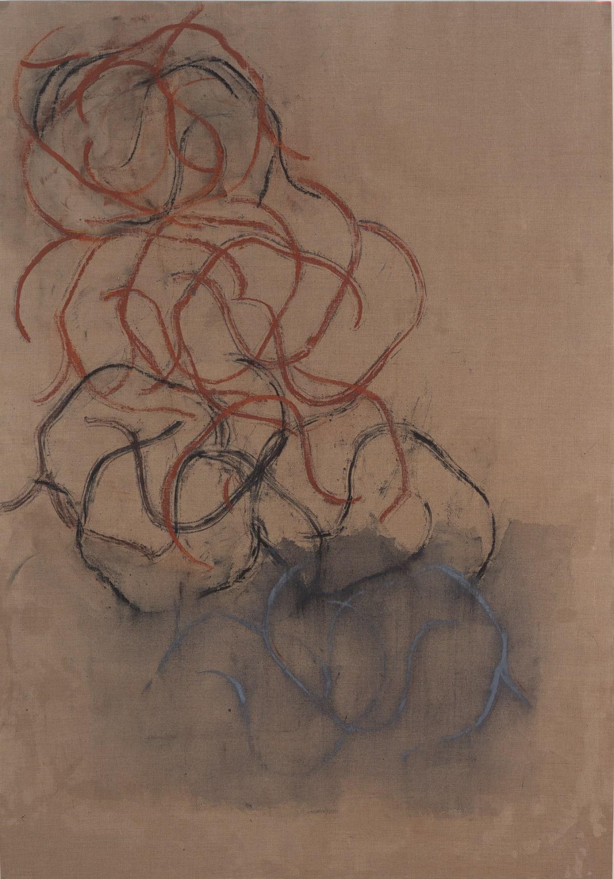 Monique FRYDMAN, Les Sombres n°11, 1998