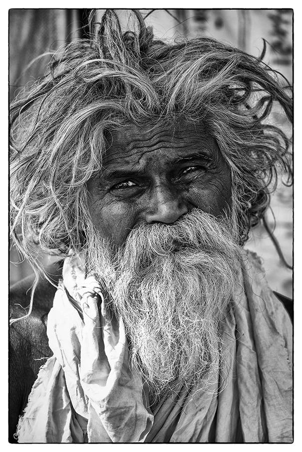 Peter Aitchison, Pushkar Man, 2016