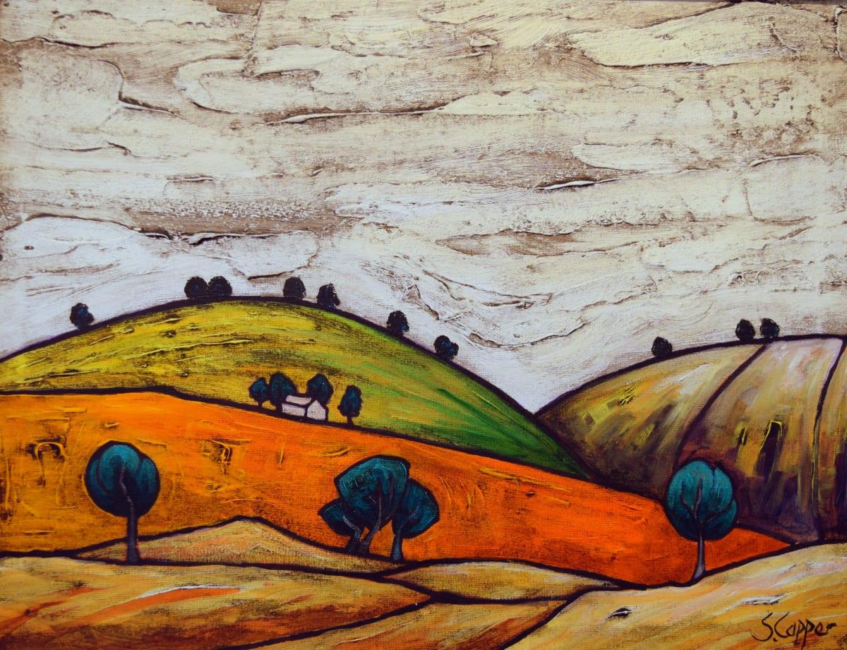 Steve Capper, Soft Hills