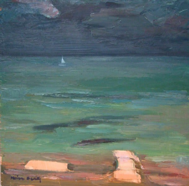 Moira Beaty, Arran Evening