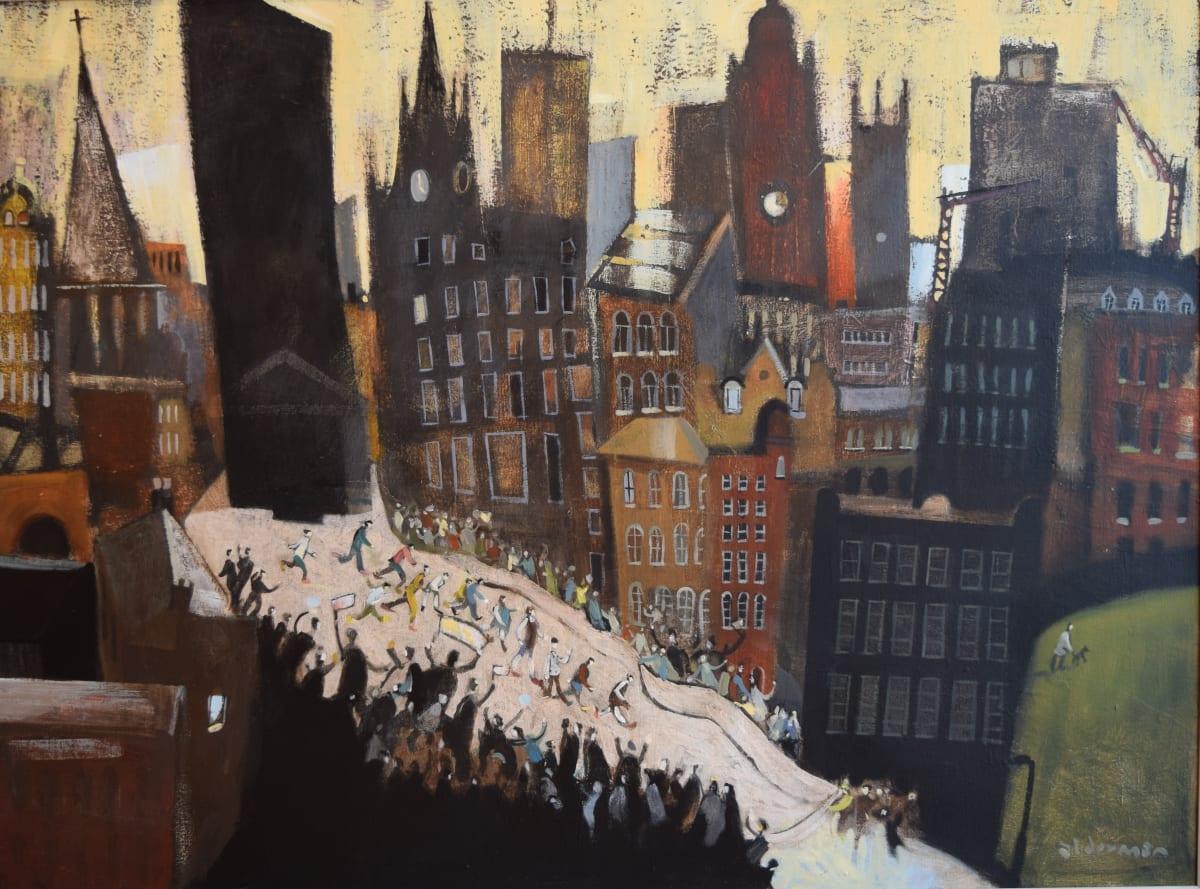 David Alderman, A Manchester Run