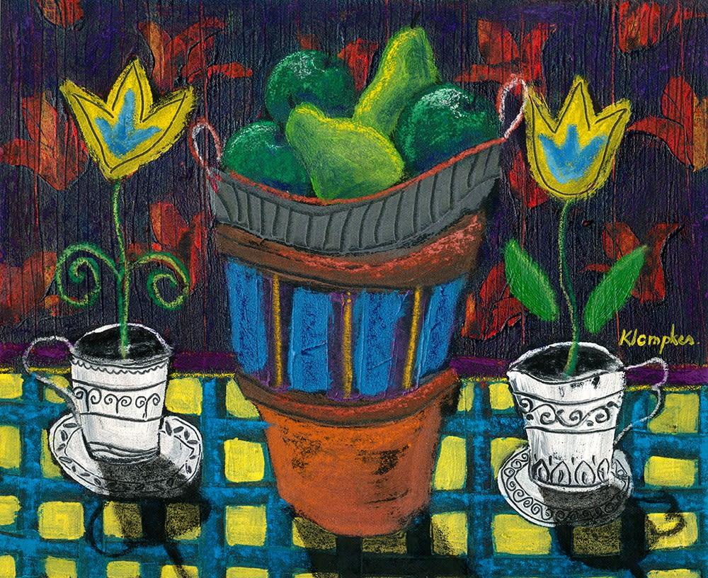 Olivier Klompkes, Flower Tea