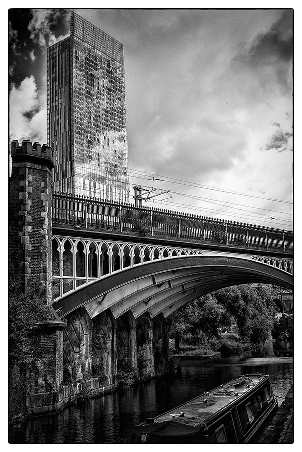 Peter Aitchison, Beetham & Bridge, 2018