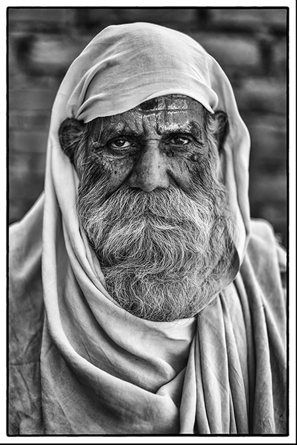 Peter Aitchison, Delhi Man, 2016