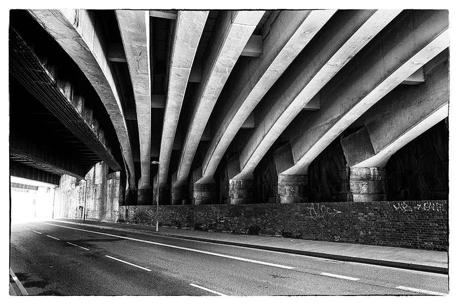 Peter Aitchison, Fairfield Bridge, 2016