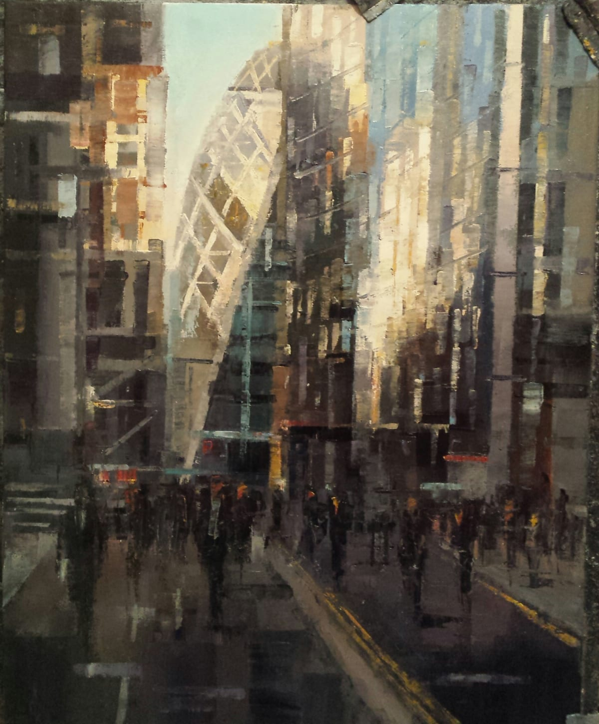 Steve Bewsher, Figures in the City of London