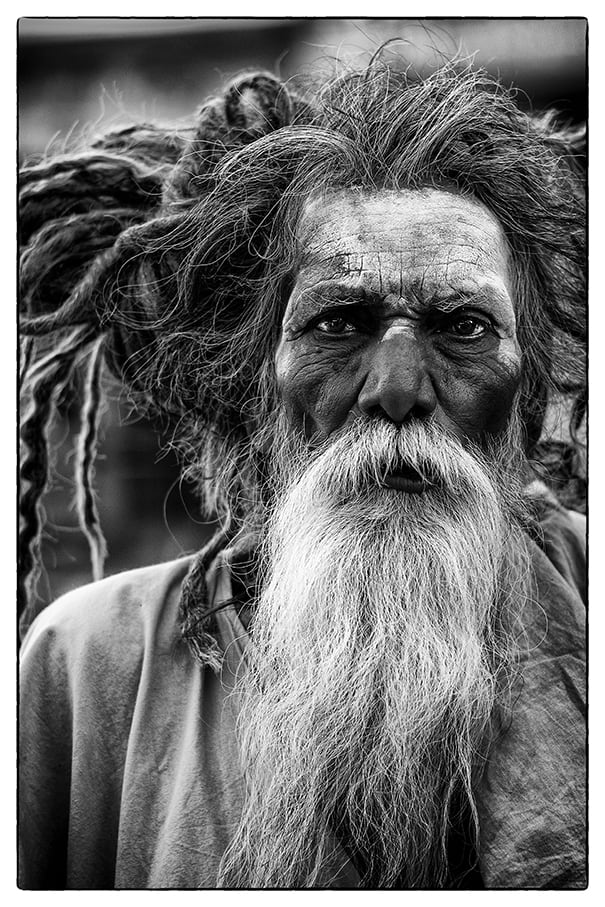Peter Aitchison, Mathura Man, 2016