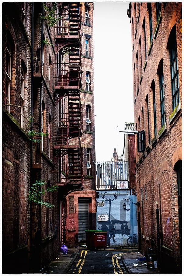 Peter Aitchison, Soap Street, 2016
