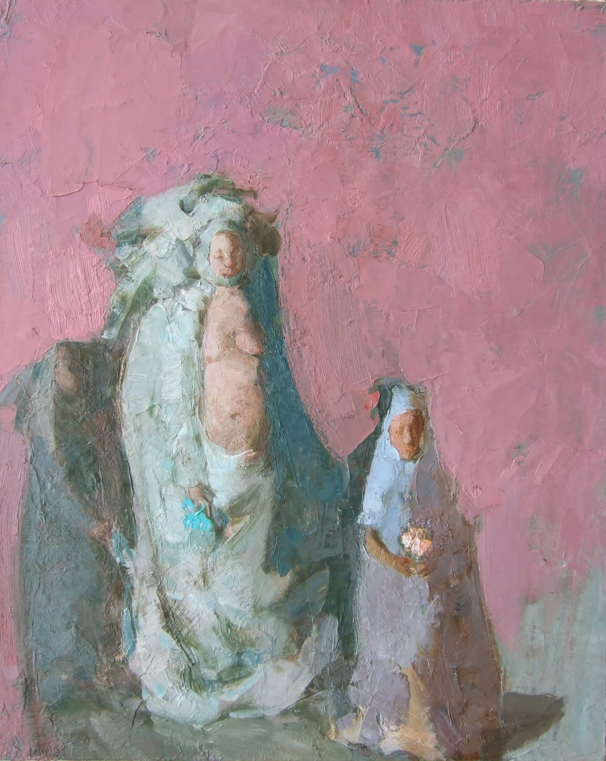 Olga Geoghegan, Procession with the Bride