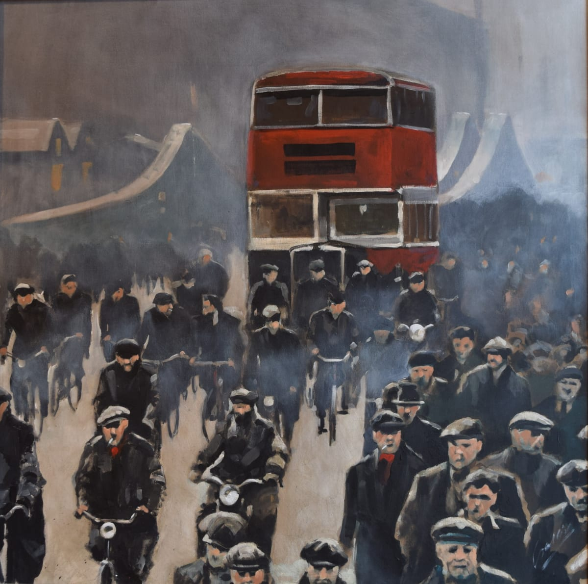 Other Artists, David Coulter, Hometime, Trafford