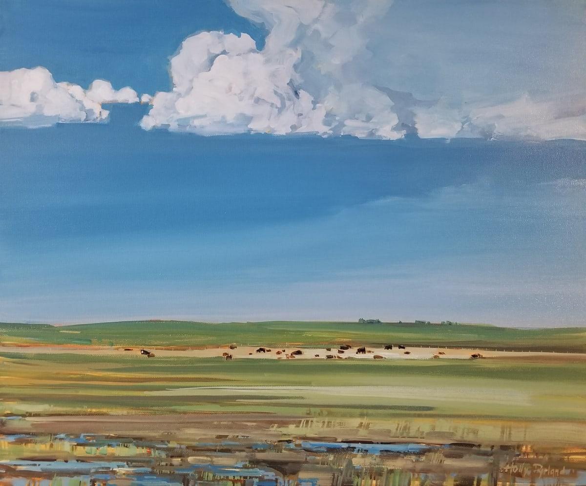 Holly Dyrland, Tiny Cows