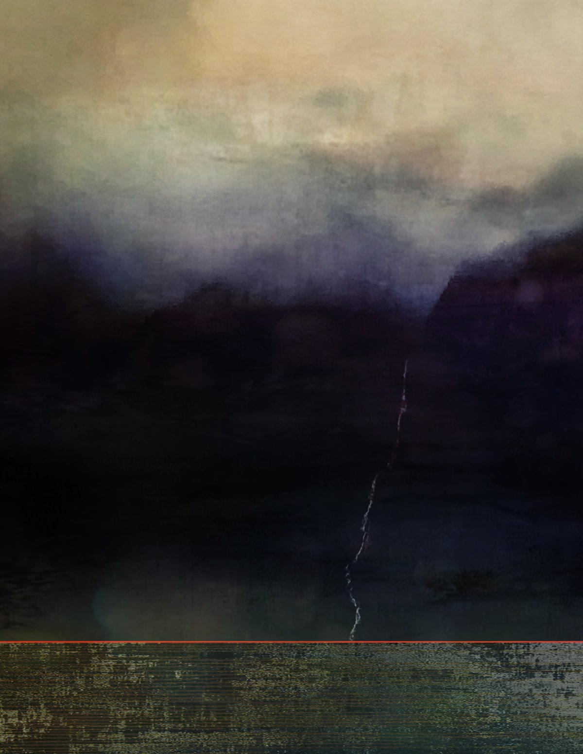 Jillaine Jurchuk, The Lonely Waterfall - Banff