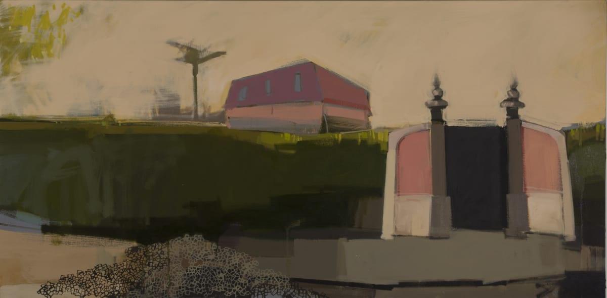 Drew Klassen, villa & pile of cobblestones, sintra, portugal