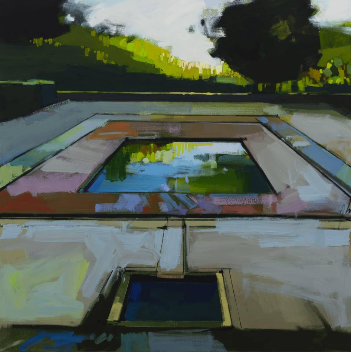 Drew Klassen, Reflecting Pond, Granada
