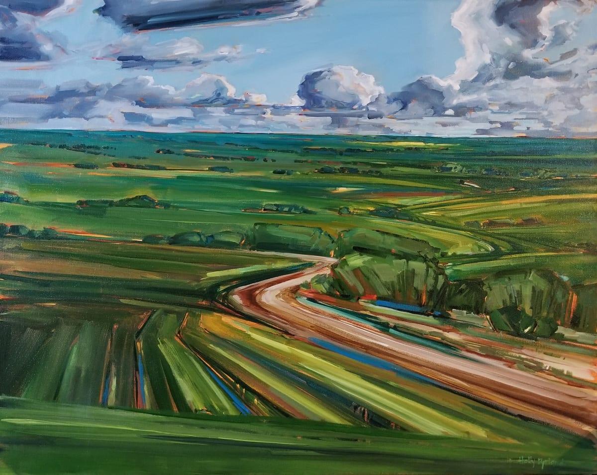 Holly Dyrland, Prairie Spring