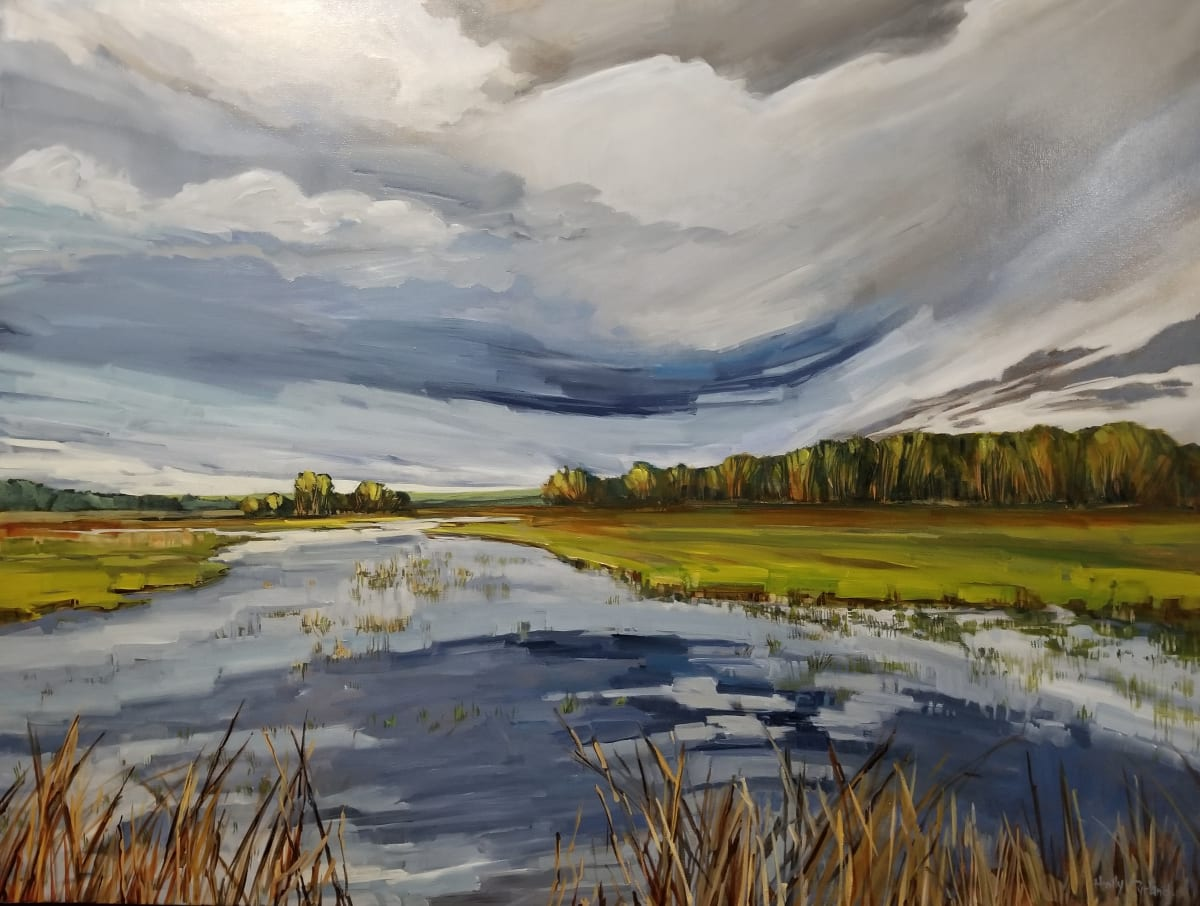 Holly Dyrland, Prairie Wetlands
