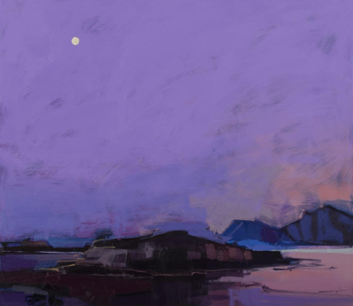 Drew Klassen, Midtsommernatt, Lofoten Oyer, Norge
