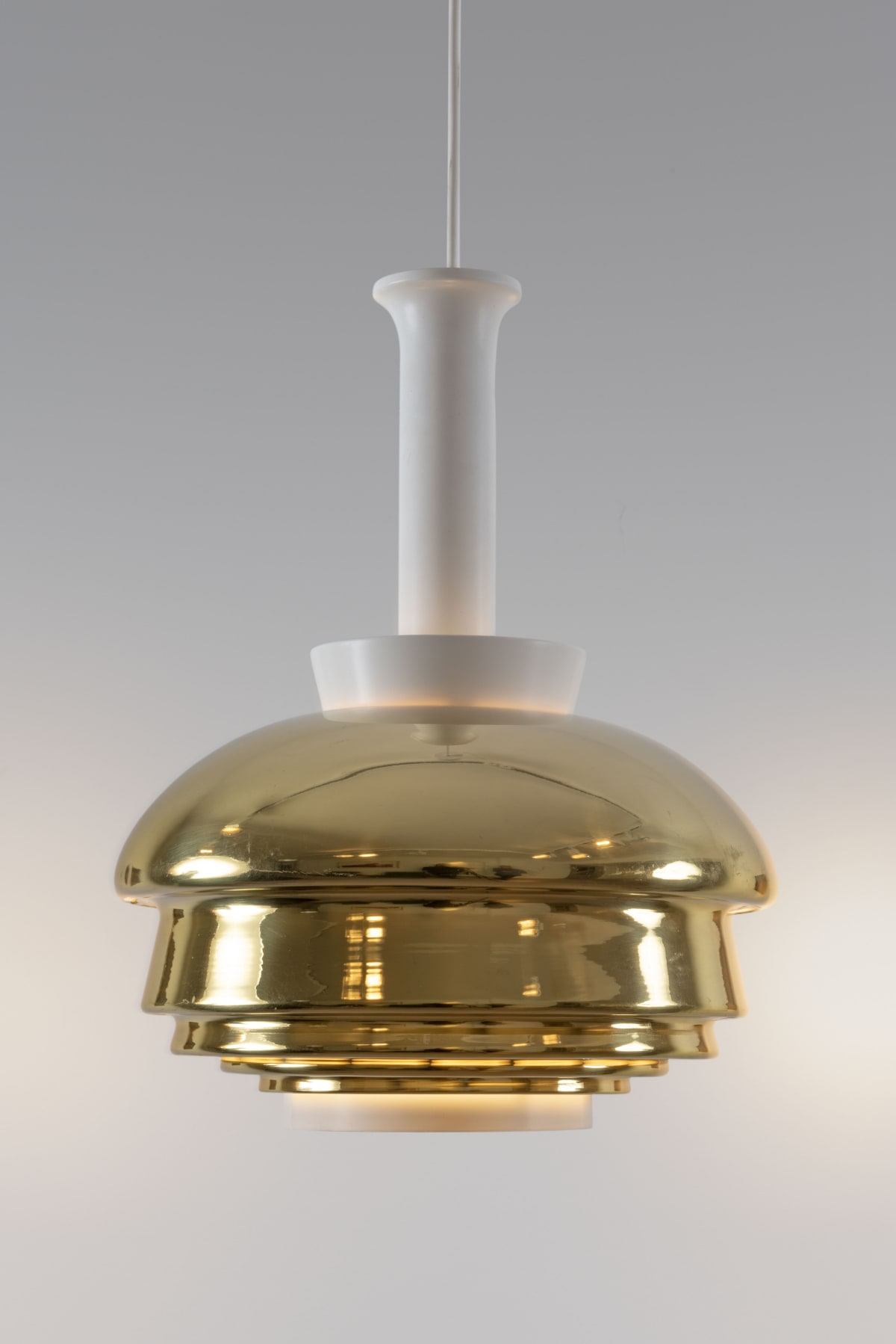 Alvar Aalto, Set of 3 pendant lights, 1950