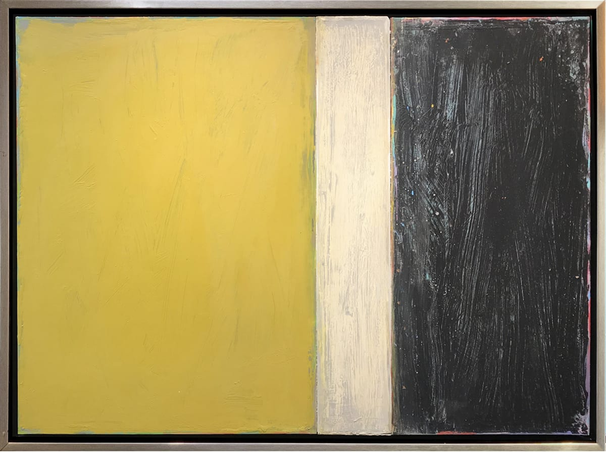 David Rothermel JANUS #4 Acrylic on Wood Panel 30 x 40 in 76.2 x 101.6 cm