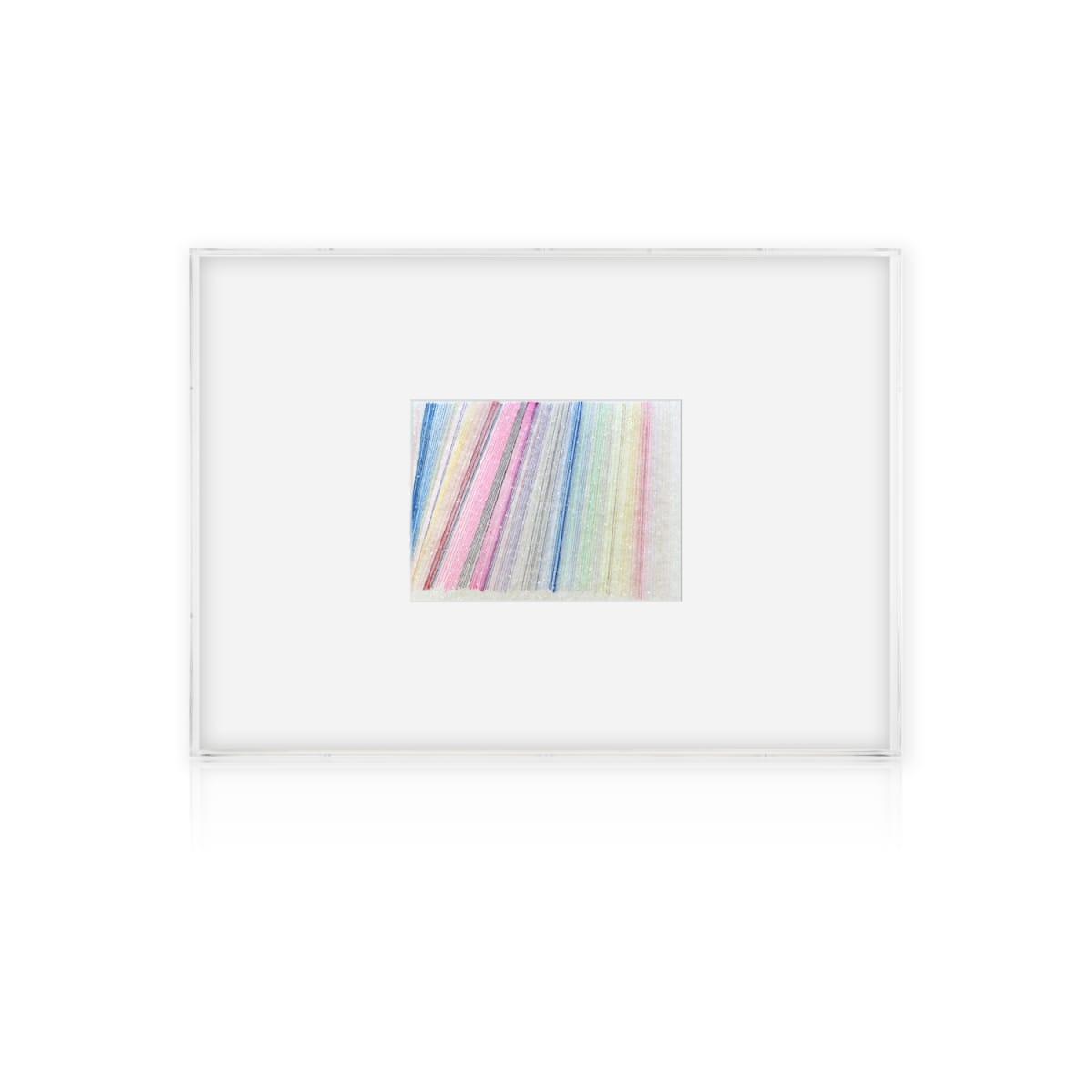Chromatic Rainbow 18x22, 2021